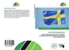 Couverture de Elsa Brändström