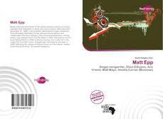 Bookcover of Matt Epp
