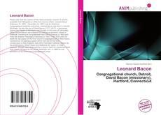 Leonard Bacon的封面