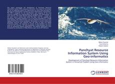 Copertina di Panchyat Resource Information System Using Geo-informatics