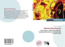 Martin Deschamps的封面