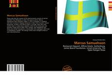 Marcus Samuelsson kitap kapağı