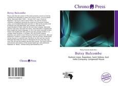 Buchcover von Betsy Balcombe