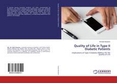 Quality of Life in Type II Diabetic Patients的封面