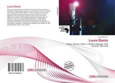 Bookcover of Louis Danto