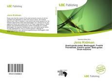 Bookcover of Jens Kidman