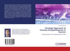 Portada del libro de Strategic Approach to Country Competitiveness in Tourism