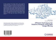 Buchcover von Efficient Techniques for Patterns Analysis using Web Usage Mining