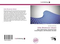 Capa do livro de John Bramston (dean)