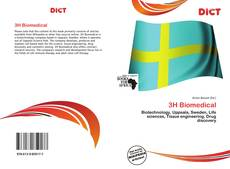 Bookcover of 3H Biomedical