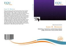 Capa do livro de Isaac H. Bronson