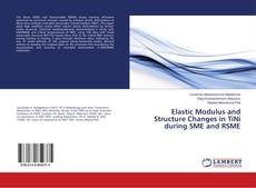 Bookcover of Elastic Modulus and Structure Changes in TiNi during SME and RSME