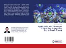 Capa do livro de Application and Security of WSNs Using Dominating Sets in Graph Theory