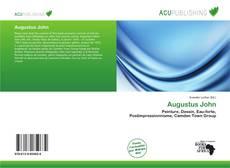 Bookcover of Augustus John