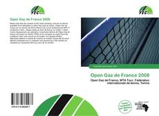 Open Gaz de France 2008 kitap kapağı