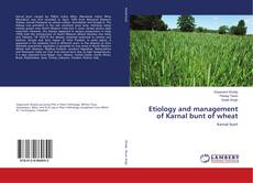 Обложка Etiology and management of Karnal bunt of wheat
