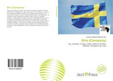 Capa do livro de Brio (Company)