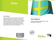 Bookcover of Clas Ohlson