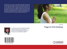 Borítókép a  Yoga in 21st Century - hoz