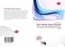 2011 Wests Tigers Season的封面