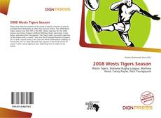 2008 Wests Tigers Season的封面
