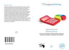 Buchcover von Daniel Gros
