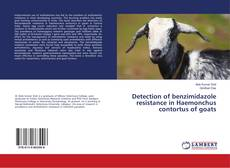 Bookcover of Detection of benzimidazole resistance in Haemonchus contortus of goats