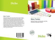 Bookcover of Marc Tucker