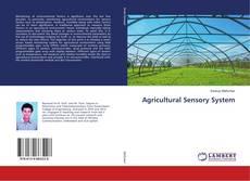 Capa do livro de Agricultural Sensory System