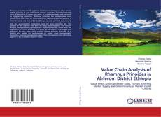 Bookcover of Value Chain Analysis of Rhamnus Prinoides in Ahferom District Ethiopia