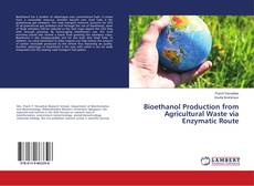 Bookcover of Bioethanol Production from Agricultural Waste via Enzymatic Route