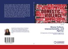Capa do livro de Binary Culture, Intersectionality, and Agency: