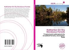 Bookcover of Kathiarbar-Gir Dry Deciduous Forests