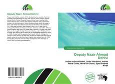 Deputy Nazir Ahmad Dehlvi kitap kapağı