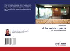 Bookcover of Orthopaedic Instruments