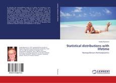 Capa do livro de Statistical distributions with lifetime