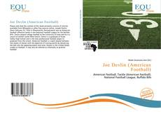 Buchcover von Joe Devlin (American Football)