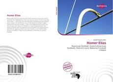 Capa do livro de Homer Elias