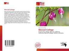 Bookcover of Merced College