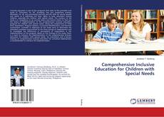 Copertina di Comprehensive Inclusive Education for Children with Special Needs
