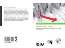 Capa do livro de Food Bank Latvia