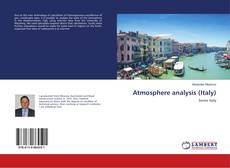 Bookcover of Atmosphere analysis (Italy)