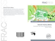 Copertina di Detroit Techno Militia