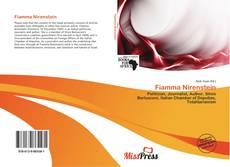 Portada del libro de Fiamma Nirenstein