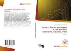 Capa do livro de Association of Southeast Asian Nations