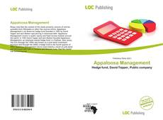 Appaloosa Management kitap kapağı