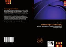 Borítókép a  Homologie (Évolution) - hoz