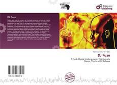 Portada del libro de DJ Fuze