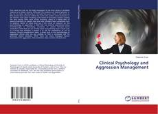Capa do livro de Clinical Psychology and Aggression Management