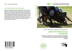 John Hill (American Football) kitap kapağı